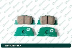 Колодки тормозные задние G-Brake GP-02187
