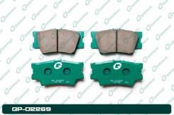 Колодки тормозные задние G-Brake GP-02269