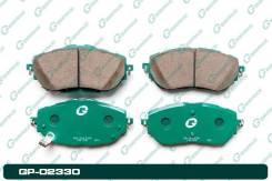Колодки тормозные передние G-Brake GP-02330
