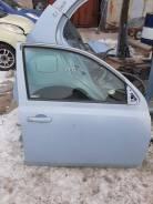 Дверь передняя Nissan March AK12, правая