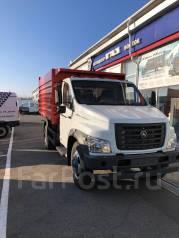 ГАЗ ГАЗон Next C41R13. Самосвал новый, продам, кредит, лизинг, 4 433куб. см., 3 500кг., 4x2