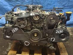 Контрактный ДВС Subaru Legacy 2000г. BH5 EJ202 A2690