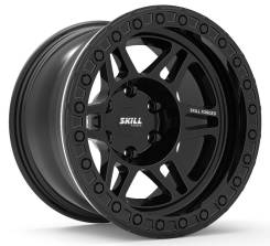 "Skill Wheels. 9.5x17"", 6x139.70, ET-44, ЦО 106,1мм. Под заказ"