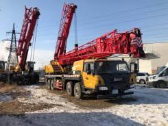 Palfinger-Sany. Автомобильный кран Sany Palfinger STC500, 50 тонн, 9 726куб. см.
