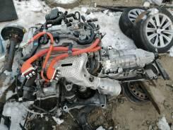 Двигатель Toyota Crown AWS210 2Arfse Athlete G 2016 год