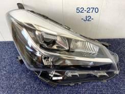 Фара правая Toyota VITZ 130 LED Япония Оригинал 52-270
