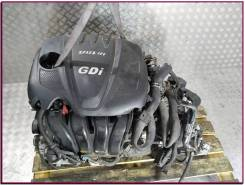 Двигатель D4CB Kia/ Hyundai 2.5л. 170 л. с.