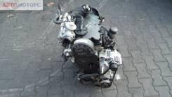Двигатель Skoda Roomster 5J, 2006, 1.9 л, дизель TDi PD (AXR)
