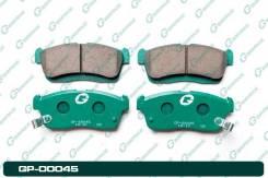 Колодки тормозные передние G-Brake GP-00045