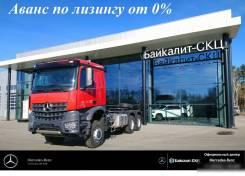 Mercedes-Benz Arocs. Готовность к отгрузке - февраль 2021 г. Аванс по лизингу - от 0%., 12 800куб. см., 120 000кг., 6x6. Под заказ