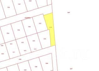 Земельный участок. 619кв.м., собственность