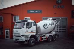 FAW J6. Автобетоносмеситель в Хабаровске, 8 600куб. см., 10,00куб. м. Под заказ