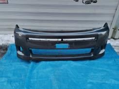 Бампер передний на Toyota Voxy 2012