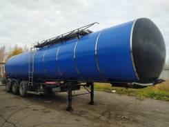 Foxtank. Продается полуприцеп-цистерна ФоксТанк 966611 в отличном состоянии, 38 000кг.