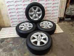 Колеса RAV4 Vanguard Dunlop Grandtrek PT3 225/65 R17 Лето! 9026