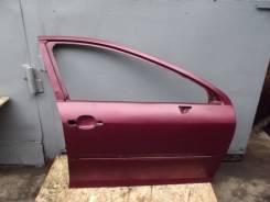 Дверь передняя права Peugeot 407