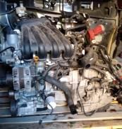 Двигатель HR15 Nissan