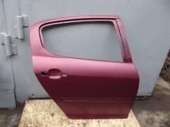 Дверь задняя правая Peugeot 407