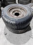 2 колеса ГАЗ 31029 205/70/14 5*139.7