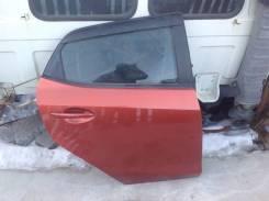 Дверь задняя правая Mazda Demio 2007-2014гв., DE3FS, DE5FS, Dejfs