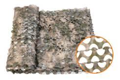 Маскировочная сеть без сетевой основы Камуфляж Мох 2*6 м. Нитекс