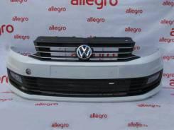 Бампер передний VW Polo Sedan 2015+