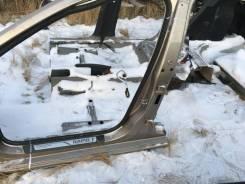 Стойка кузова левая Skoda Rapid 2012