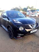 Nissan Juke. автомат, 4wd, бензин, 76 000тыс. км