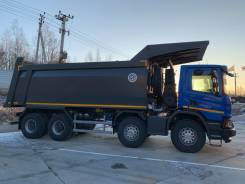 Scania. Самосвал P440B8x4HZ-25 m3, 12 740куб. см., 30 000кг., 8x4