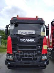 Scania. Sacnia R520A6x4HZ, 16 000куб. см., 28 000кг., 6x4