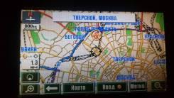 Блок навигации Lexus русифицированный и карты навигации России
