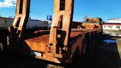 Сибирь Трейлер. Трал полуприцеп Тяжеловоз САВ931822, 2009 год (не габарит). Под заказ