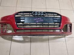 Бампер Audi A5 2016-нв [8W6807065GRU,8w6807437], передний 2