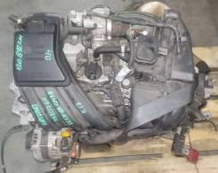 ДВС с КПП, Nissan HR12-DE - CVT RE0F11A GM38 FF K13 коса+комп
