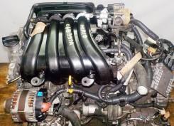 ДВС с КПП, Nissan MR18-DE - CVT RE0F08A FF JY12 04' коса+комп