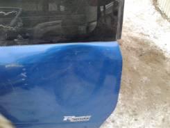 Левая задняя дверь Хонда Мобилио Спайк 2002г, кузов GK1