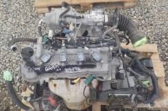 ДВС с КПП, Nissan QG15-DE - AT FF Silver электра дроссель коса+комп