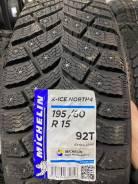 Michelin X-Ice North 4, 195/60R15
