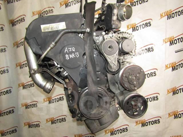 Контрактный двигатель Ауди ТТ А3 1,8 i AJQ
