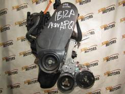 Контрактный двигатель Фольксваген Поло 1,4 i APQ