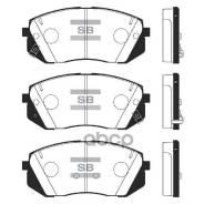 Колодки Дисковые Пер.! Kia Optima Jf 2.0 16 Sangsin brake арт. SP1848