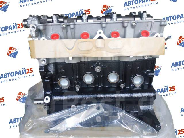 Новый ДВС двигатель без навесного Toyota 2TR 2TR-FE в Москве