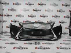 Бампер передний Toyota Corolla 150 2006-2013 Lexus Style