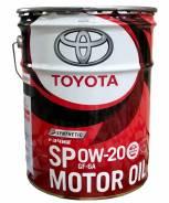 Toyota. 0W-20, синтетическое, 1,00л.