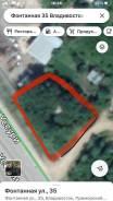 Продам участок под кафе на федеральной трассе в районе Угольной. 1 000кв.м., аренда. План (чертёж, схема) участка