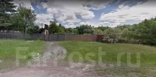Земельный участок на красной речке. 1 200кв.м., собственность