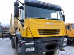 Iveco Trakker. Седельный тягач iveco trakker, 13 000куб. см., 6x6