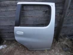Дверь задняя правая на Toyota FunCargo NCP20