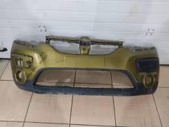 Бампер передний Renault Sandero 2 (2014 - н. в) оригинал