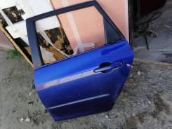 Дверь задняя левая Mazda 3 BK хэтчбек